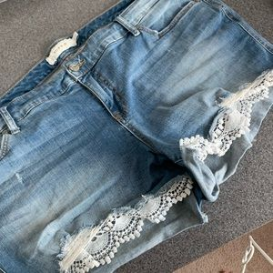Torrid Denim Short
